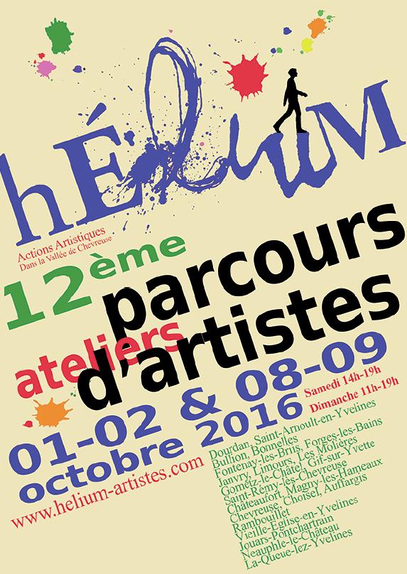 Hélium Exposition 2016